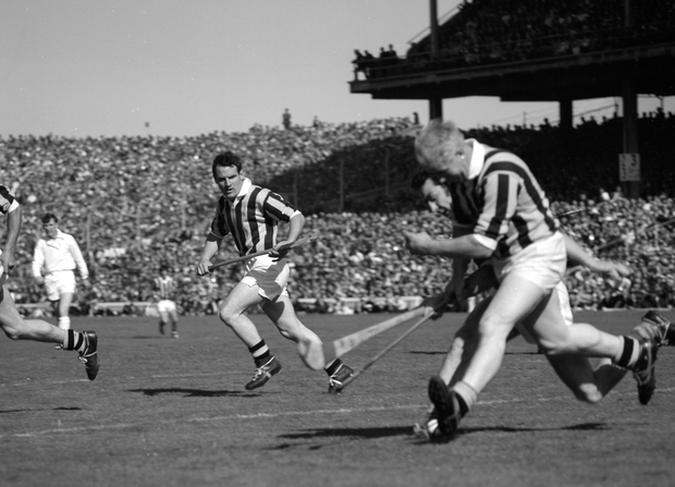 Episode two explores the modern era, as money enters the sport and hurlers become among Ireland's most recognisable athletes.