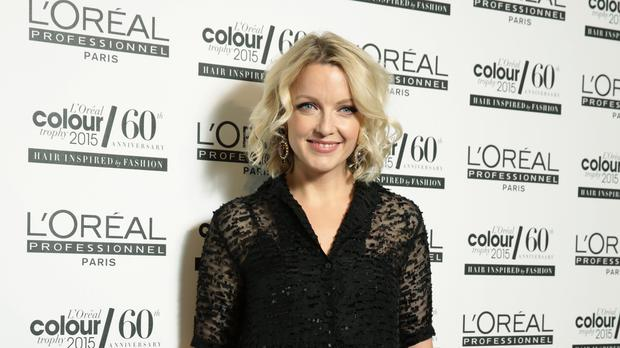 Lauren Laverne is BBC 6 Music's new Breakfast Show host (Yui Mok/PA)