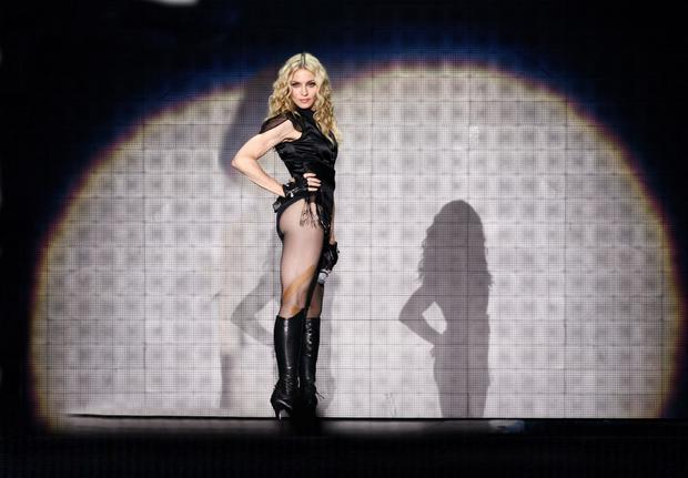 'Express yourself': Madonna