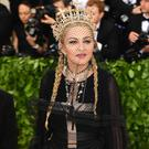 Madonna celebrates her 60th birthday on Thursday (Ian West/PA)
