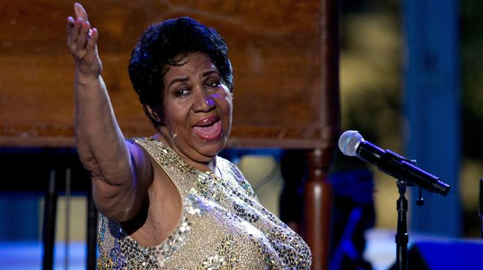 Queen of Soul Aretha Franklin dies aged 76 after cancer