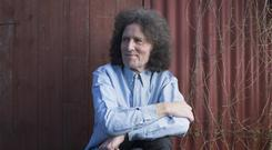 A loner again: Gilbert O'Sullivan moved to Jersey to concentrate on songwriting. Photo: Andy Fallon