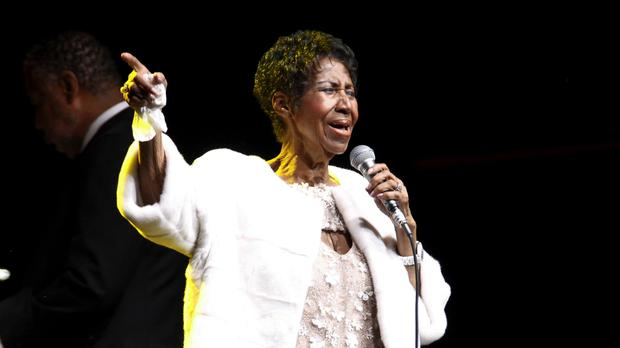 Aretha Franklin reportedly declined offer to sing at Trump's inauguration