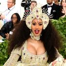 Cardi B leads the way in nominations ahead of the MTV Video Music Awards (Ian West/PA)