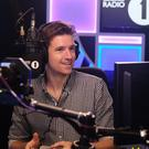 Greg James has taken over from Nick Grimshaw as host of the Radio 1 Breakfast Show (Ian West/PA)