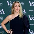 Ellie Goulding has referenced the height difference between her and her fiance in a social media pos (Ian West/PA)