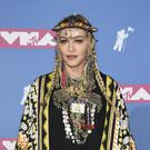 Madonna paid tribute to Aretha Franklin at the Video Music Awards (Evan Agostini/Invision/AP)
