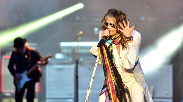 Steven Tyler has sent a letter to President Trump (Lewis Stickley/PA)