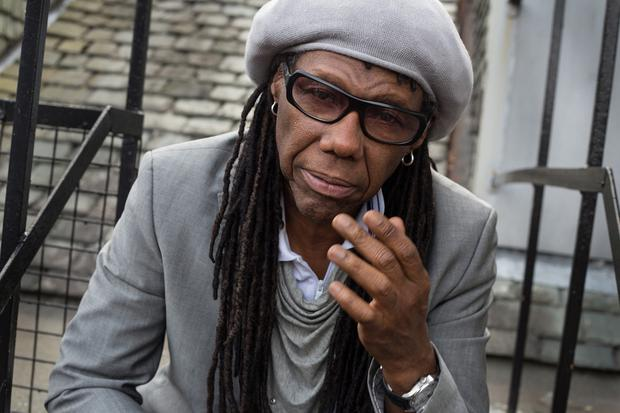 C'est chic: 'I was a jazz snob,' says Nile Rodgers. 'I sort of looked down upon pop music. I played it all the time because I had to make a living, but I felt it was beneath me'