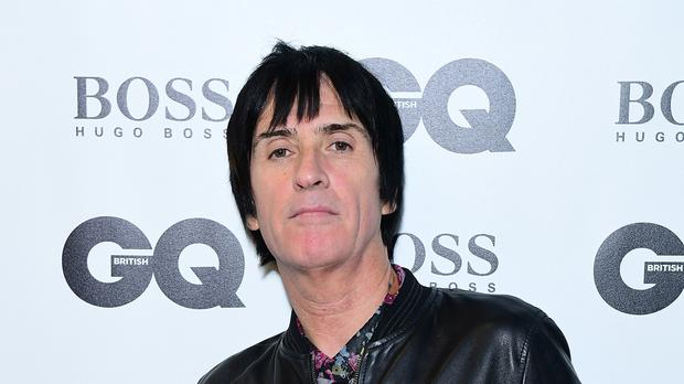 c7440268a3a4 Johnny Marr has said he will never retire as he was honoured with a  lifetime achievement
