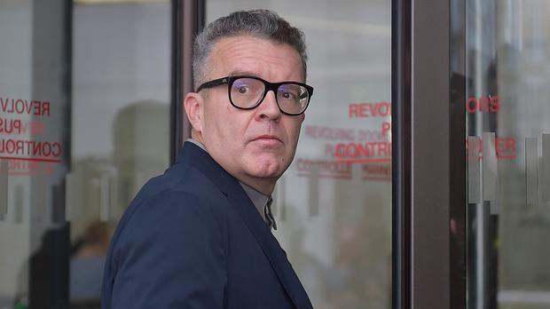 Tom Watson showed his support (Nick Ansell/PA)