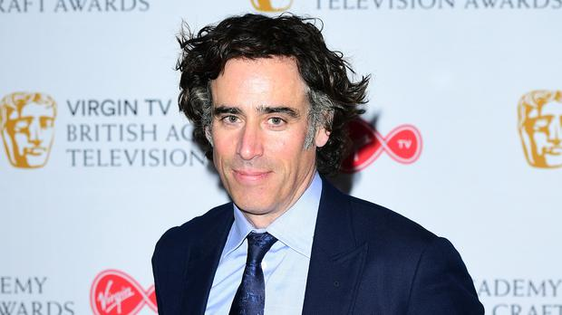 Stephen Mangan has been announced for the cast of the London production of Guys And Dolls (Ian West/PA)