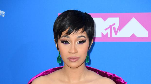 Cardi B has been nominated for eight awards at the AMAs (PA/PA Wire)