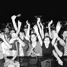 Fans at Feile 1991 Picture: Independent Newspapers Ireland/NLI Collection