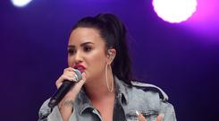 Demi Lovato is 'doing really well' following a suspected overdose, her mother has said (Isabel Infantes/PA)