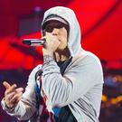 Eminem scores third week at number one with Kamikaze (Jeremy Deputat/PA)