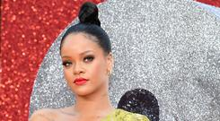 Rihanna said she 'couldn't be more proud' with the new role (Ian West/PA)