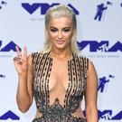 Bebe Rexha attending the 2017 MTV Video Music Awards (PA)