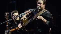 Mumford And Sons (Ben Birchall/PA)