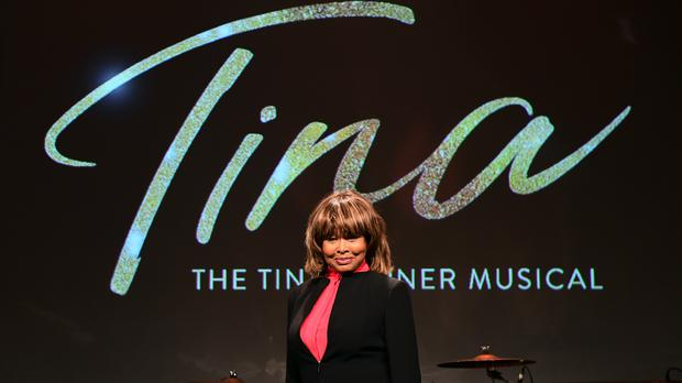 Tina Turner reveals husband donated his kidney for her transplant
