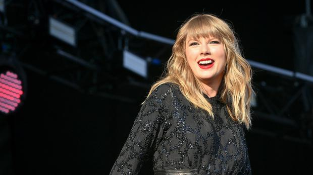 Taylor Swift breaks her silence on politics to back Democrats (Ben Birchall/PA)
