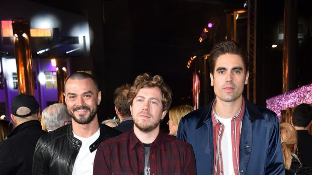 Busted are back as the trio announce a new album and UK arena tour (Matt Crossick/PA)