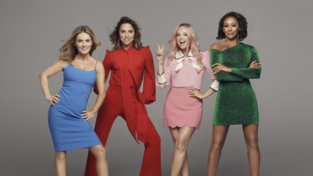 The Spice Girls are going back on tour but without Victoria Beckham (Modest Management and XIX Entertainment)