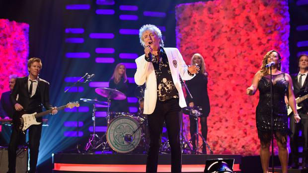 Sir Rod Stewart is among the stars who will appear at Children In Need Rocks (Matt Crossick/PA)