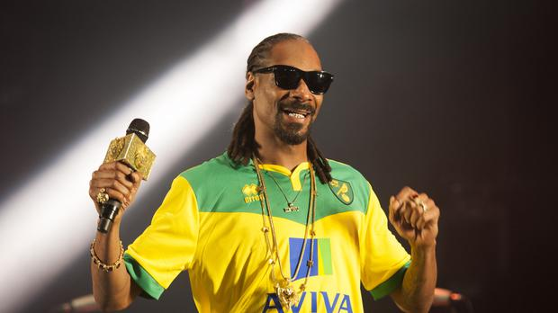 Snoop Dogg is one of the most successful rappers of his generation (Matt Crossick/PA)