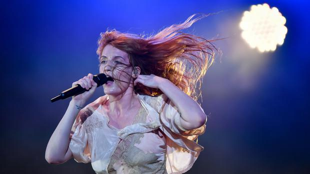 Florence + The Machine and Foo Fighters added to Sziget festival line-up (Ben Birchall/PA)