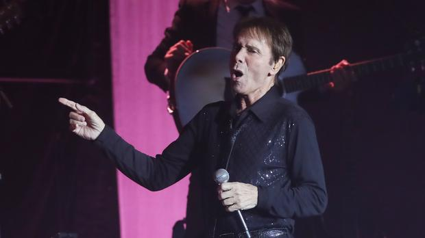 Loose Women suffered a technical glitch during a Cliff Richard interview (Niall Carson/PA)