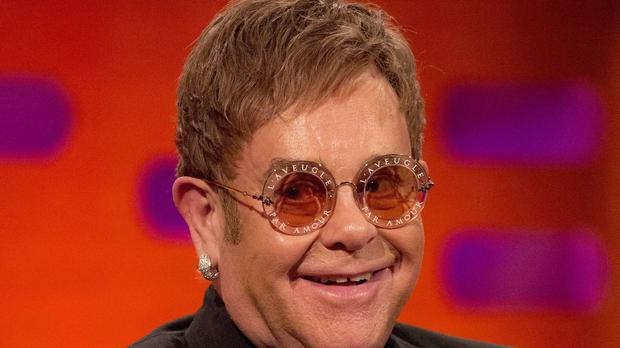 Sir Elton John cancelled a sold-out US concert on his farewell tour due to an ear infection (Isabel Infantes/PA)