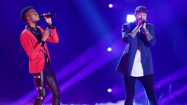 X Factor winner Dalton Harris: The Jamaican vocalist given a
