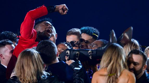 X Factor winner Dalton Harris: The Jamaican vocalist given a second