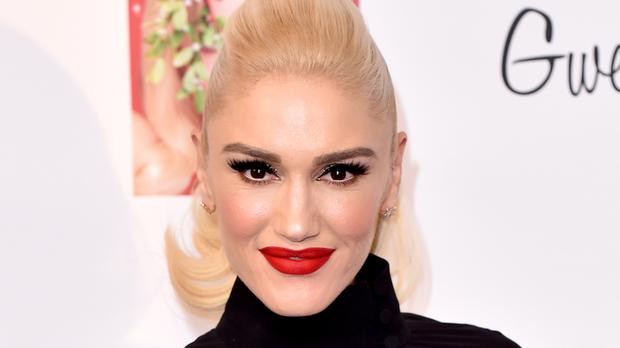 Gwen Stefani denied the rumours as she appeared on Ellen DeGeneres's chat show (Matt Crossick/PA)