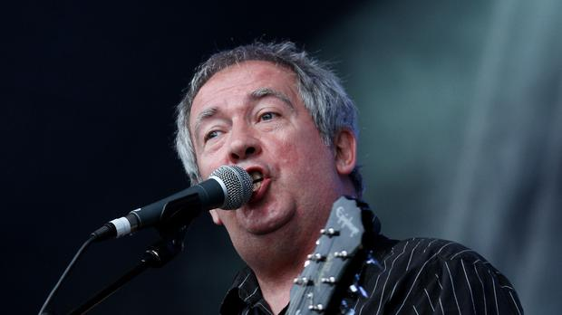 Pete Shelley, co-founder of The Buzzcocks, has died (Gareth Fuller/PA)