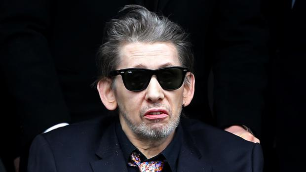 Singer Shane MacGowan has stood over the use of the word faggot in his Christmas Fairytale of New York hit. (Niall Carson/PA)