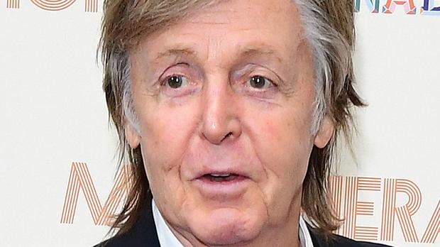 Police are investigating a break-in at Sir Paul McCartney's London home (Ian West/PA)