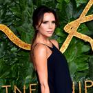 Victoria Beckham showed her fun side and danced with the cast of the Tina Turner musical (Ian West/PA)