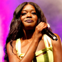 Strong words: Azealia Banks performed to a sold-out crowd in Dublin this week. Photo: Getty Images