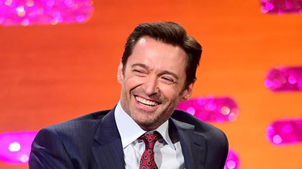 Hugh Jackman is to open the Brits with a Greatest Showman performance (Ian West/PA)