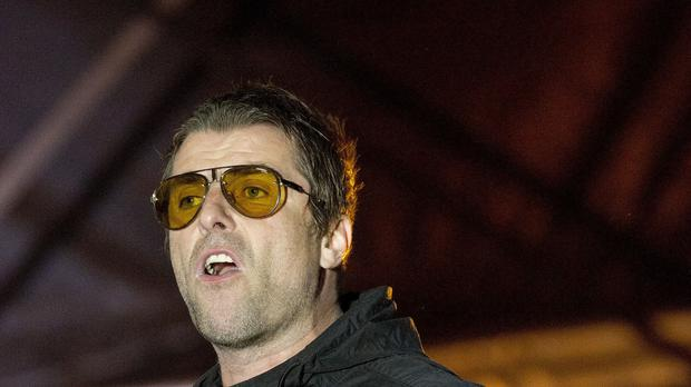Liam Gallagher has said his brother Noel has threatened legal action if he uses any Oasis footage in an upcoming documentary (Isabel Infantes/PA)