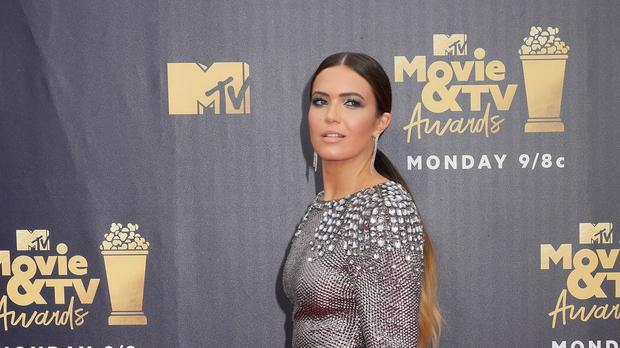 Mandy Moore has said she was 'so sad' during her marriage to singer-songwriter Ryan Adams (Francis Specker/PA)