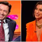 Hugh Jackman and Dua Lipa among stars at Brit Awards (PA Wire/PA)