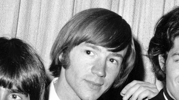 Flowers have been placed on the Hollywood Walk Of Fame star dedicated to Peter Tork and his Monkees bandmates after the bassist died aged 77 (AP Photo, File)