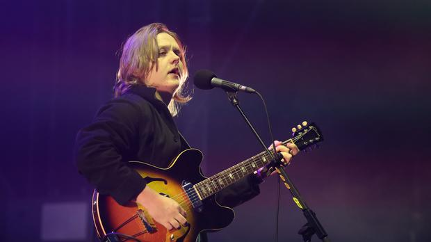 Lewis Capaldi lands first number one single (Andrew Milligan/PA)