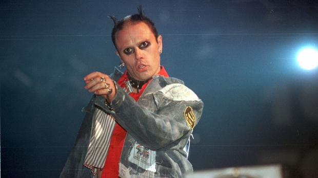 The Prodigy's Keith Flint has been hailed as a true pioneer and legend following his death (Martin Bennett/PA)