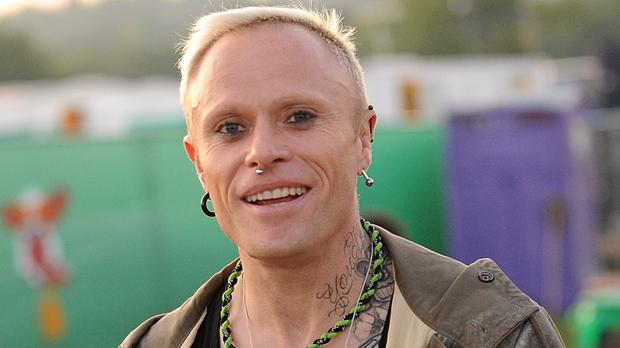 Keith Flint (Anthony Devlin/PA)