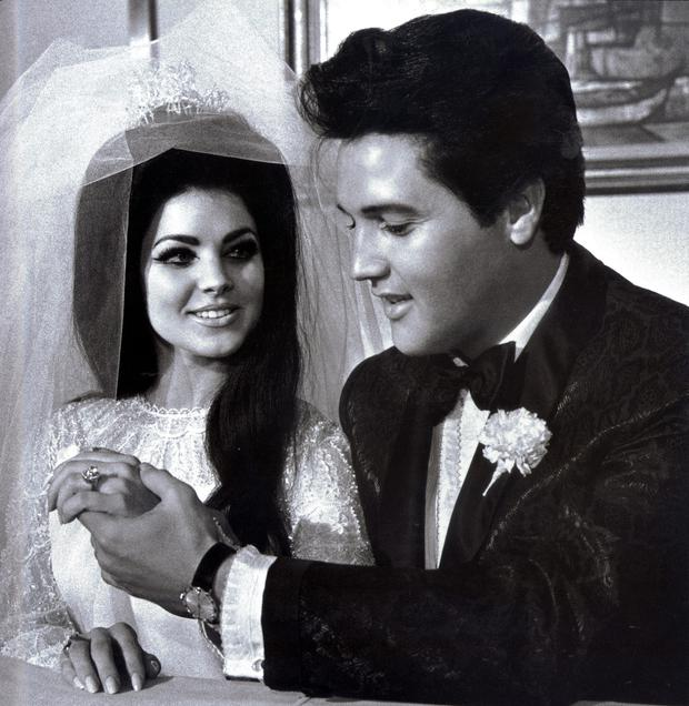 Elvis first met future wife Priscilla when she was aged 14