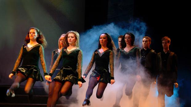 Riverdance has been watched by millions across the UK (Jack Hartin/Riverdance/PA)